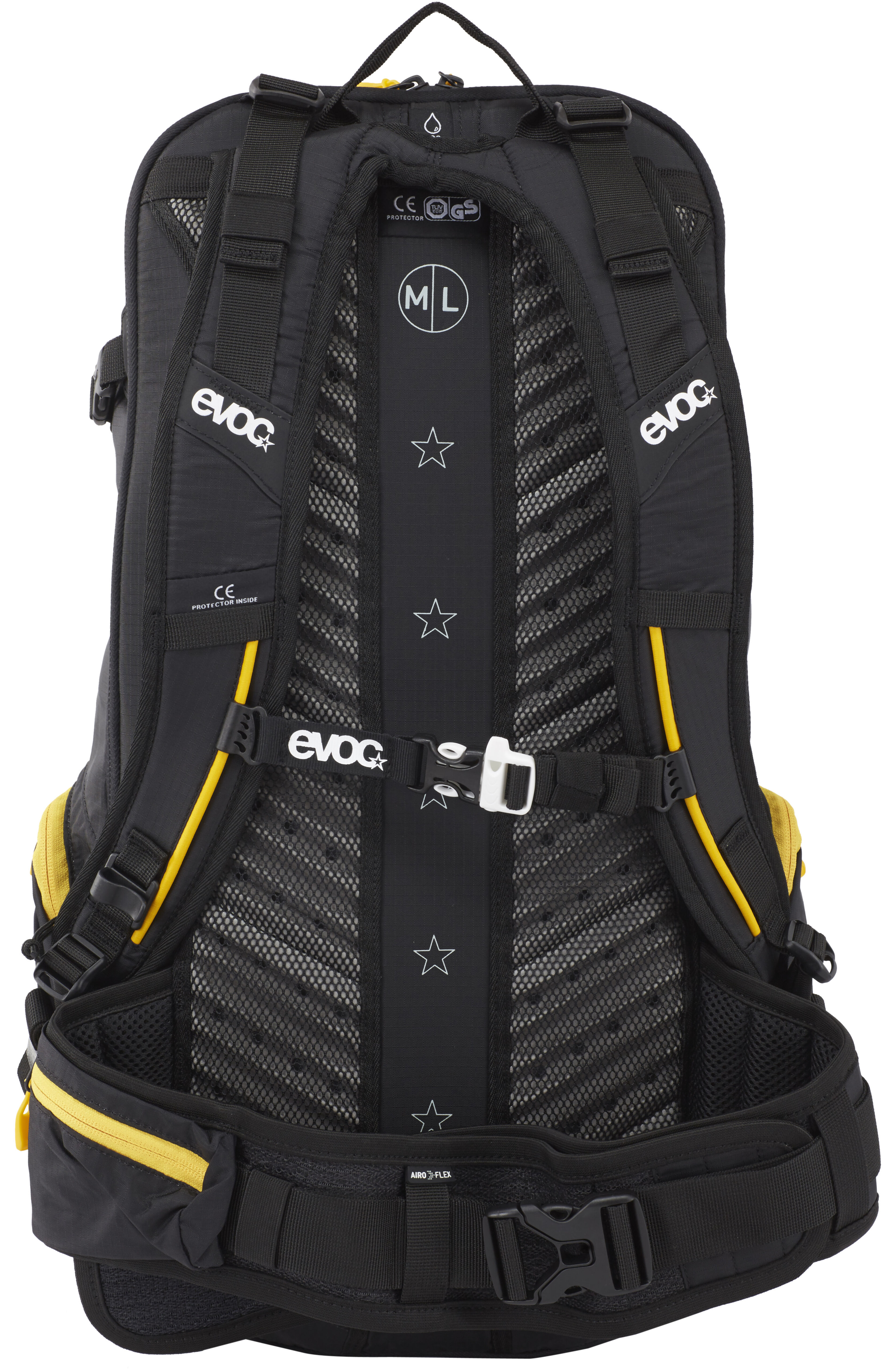 Evoc Fr Trail Blackline Backpack 20 L Black Online Kaufen